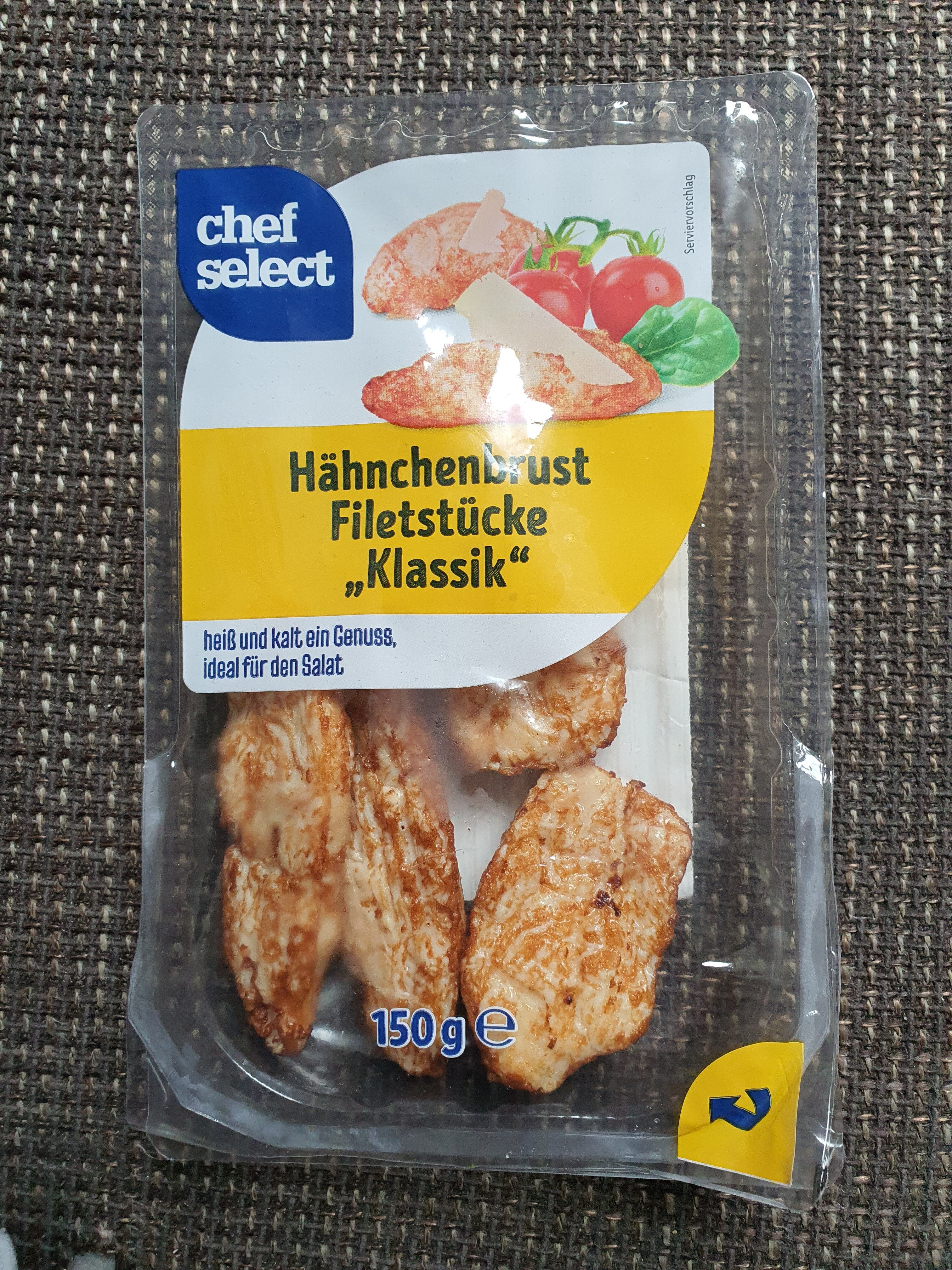 Hähnchenbrust Filetstücke Klassik - Produit - de