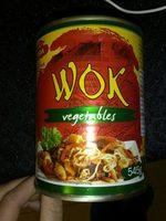 Vitasia Wok Gemüse - Producto - fr