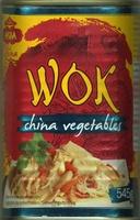 "Mezcla de vegetales ""VitAsia"" Wok China vegetables - Producto"