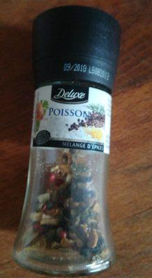 Mélange épices pour poisson - Produit - fr