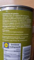 erwerten soep - Ingredients - nl
