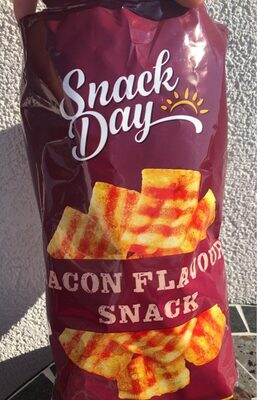 Bacon Flavour Snack - Product - fr
