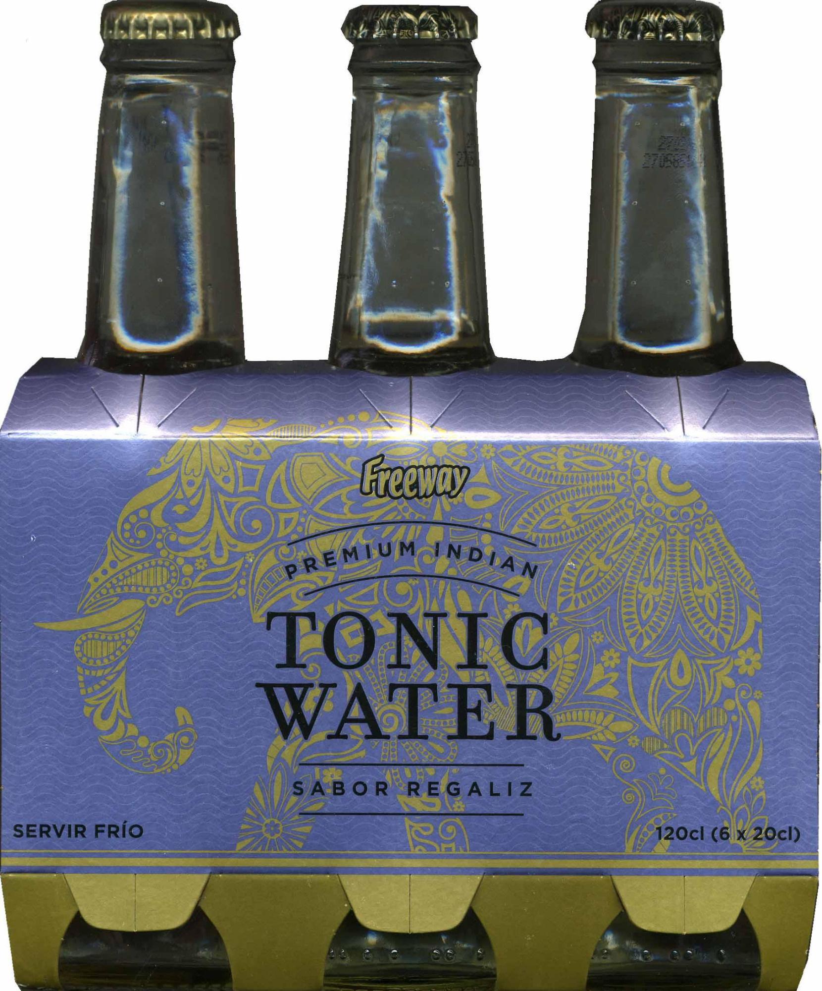 Tónica water sabor regaliz - Product - es