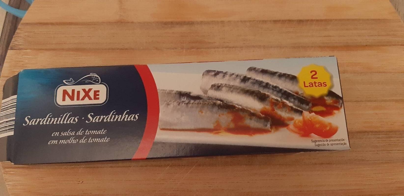 Sardinillas en salsa de tomate - Product - es