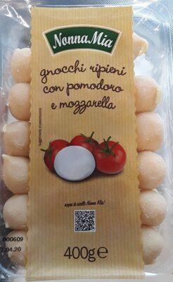 Gnocchi Ripieni contre pomodoro e mozzarella - Product - fr