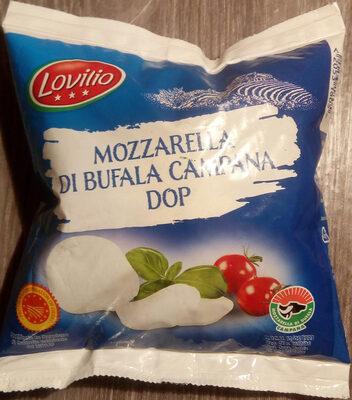 Lovilio Mozzarella di Bufala Campana DOP - Producto - fr