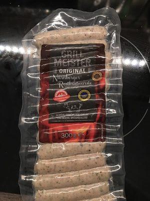 Nürnberger Rostbratwürste - Produkt