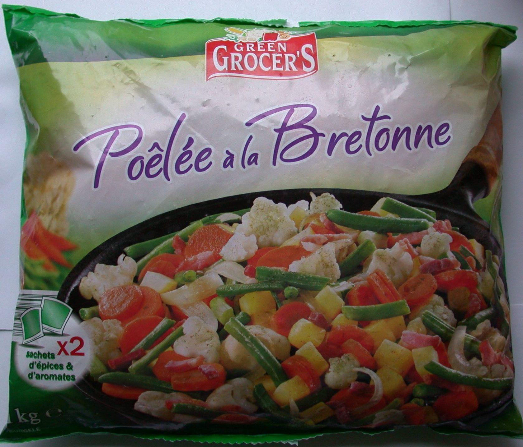 Poêlée à la Bretonne - Product