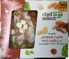 Crudités Jambon fumé Mozzarella Conchiglie & Mini-Torsades - Produit