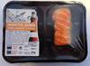 Paupiettes saumon-st jacques-poireau - Product