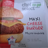 Maxi Cheese Burger Micro-ondable - Product