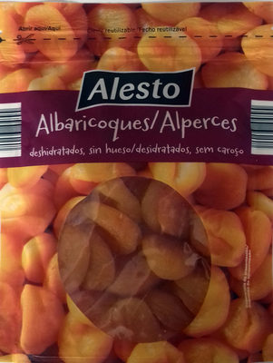 Abricots moelleux - Product