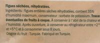 Figues moelleuses - Ingredients - fr