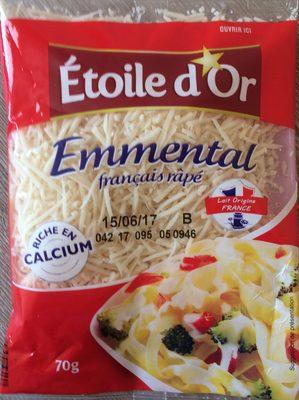 Emmental - Produit
