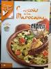 Couscous à la Marocaine express - Product