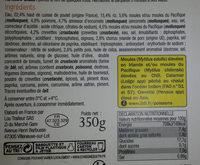 Paëlla - Ingredients - fr