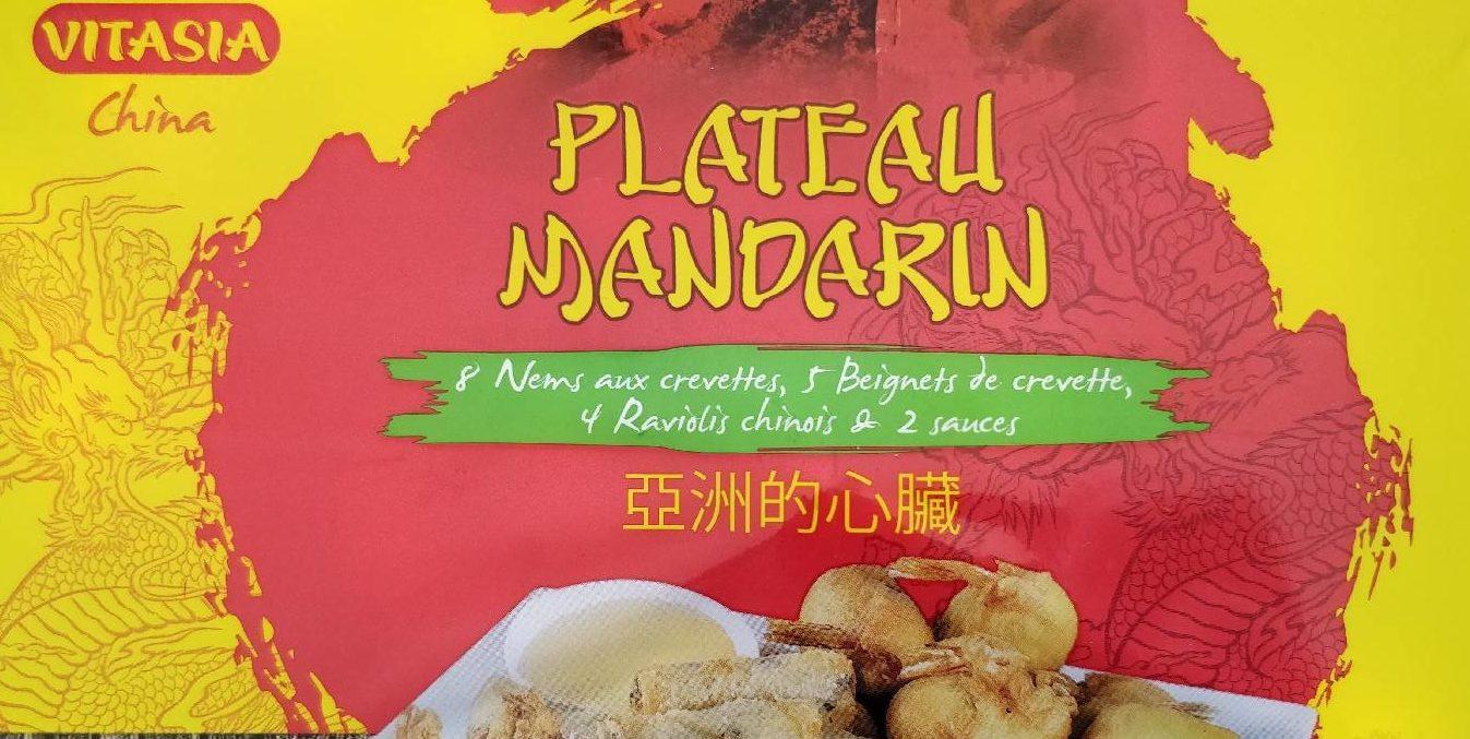 Plateau mandarin - Product - fr