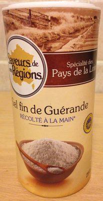 Sel fin de Guérande - Product - fr