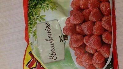XXL Strawberries, süß - Product - fr
