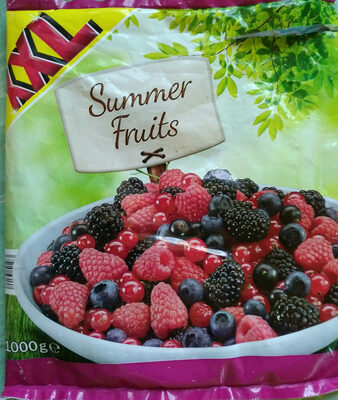 Summer Fruits - Produit - fr