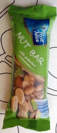 Nut Bar pisztáciával - Produit - hu