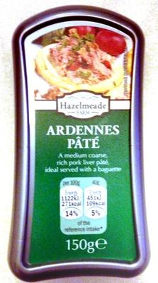 Ardennes Pâté - Product
