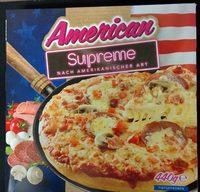 American Supreme nach amerikanischer art - Produit - de