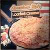 American Style Loaded Cheese Deep-Pan Pizza - Product