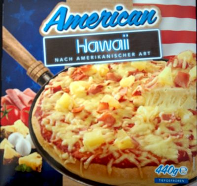 Hawaii nach amerikanischer Art - Produit