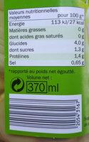 Coeurs d'artichauts 6-8 coeurs - Voedigswaarden