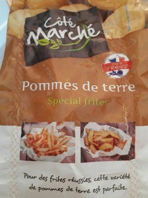 Pommes de terre Spécial frites - Produit