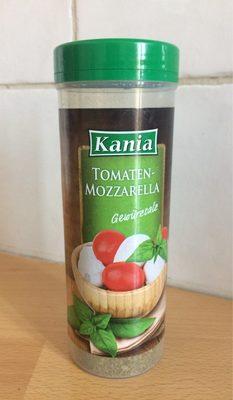 Kania Tomaten mozzarella Gewürzsalz - Produkt