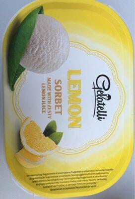 Lemon Sorbet - Produit - fr