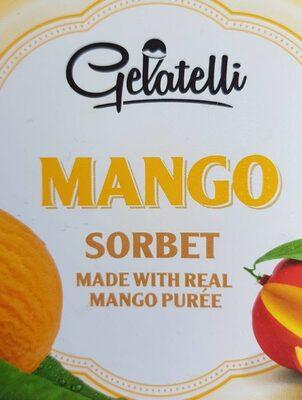Sorbet Mango - Produit - fr