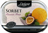 Sorbet Passion Fruit - Product