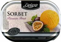 Sorbet passion fruit - Produit - de