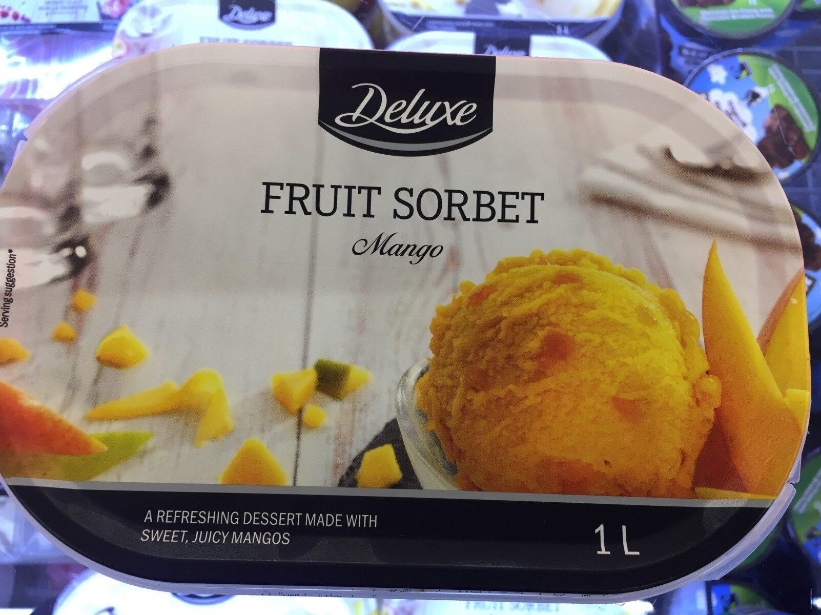 Premium Mango Sorbet - Produit - fr