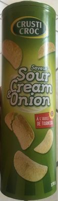 Saveur Sour Cream & Onion - Product