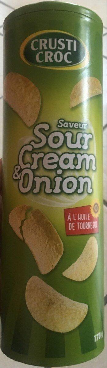 Saveur Sour Cream & Onion - Product - fr
