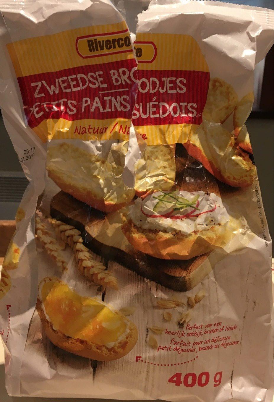 Petits pains suédois - Produit - fr
