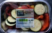Mediterranean vegetables - Produit