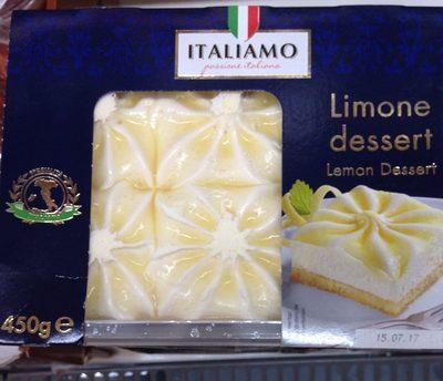 Lemon dessert - Produit