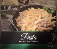 Culinea Pasta med ost- och skinksås - Produit