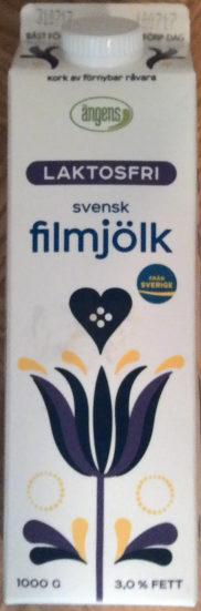 Ängens Laktosfri svensk filmjölk - Product