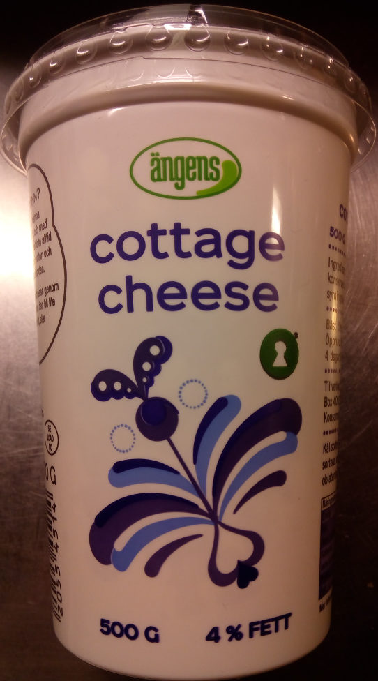 Ängens Cottage Cheese - Product