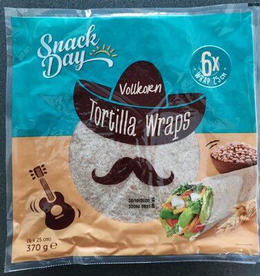 Tortilla Wraps Vollkorn - 8