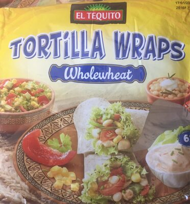 Tortilla wraps - Produkt