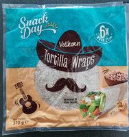 Tortilla Wraps Vollkorn - Produkt - de