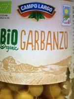 Garbanzo bio - Produit
