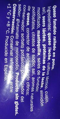 Polvo especial pasta - 5